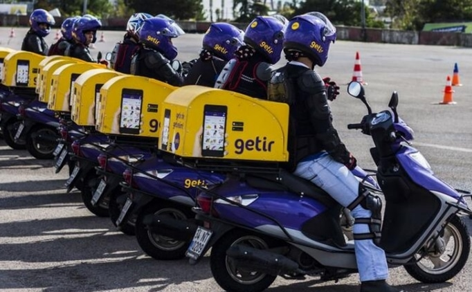 Turkish delivery company Getir raises $128M at $850M valuation